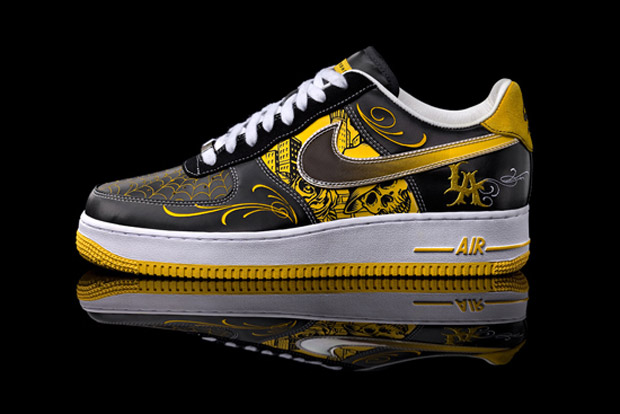 Mister Cartoon x Livestrong x Air Force 1