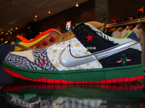 This is a SAMPLE pair of one of the most anticipated Dunk SB s to hit the  market 017fece08