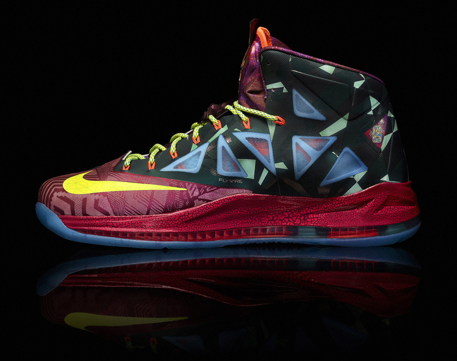 """Nike Lebron X """"MVP"""" 